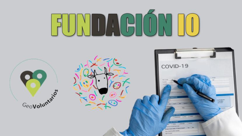 Fundación IO y Geovoluntarios